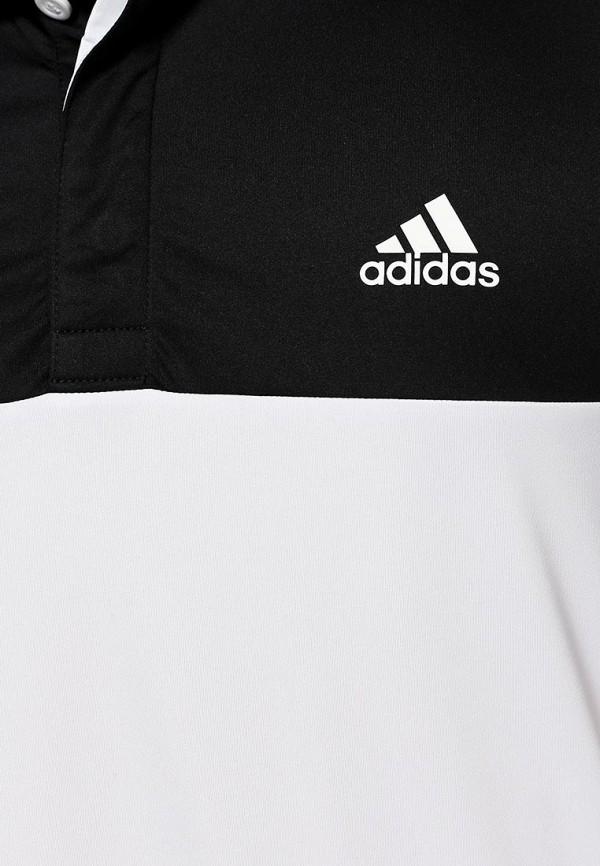 Спортивная футболка Adidas Performance (Адидас Перфоманс) D84566: изображение 4