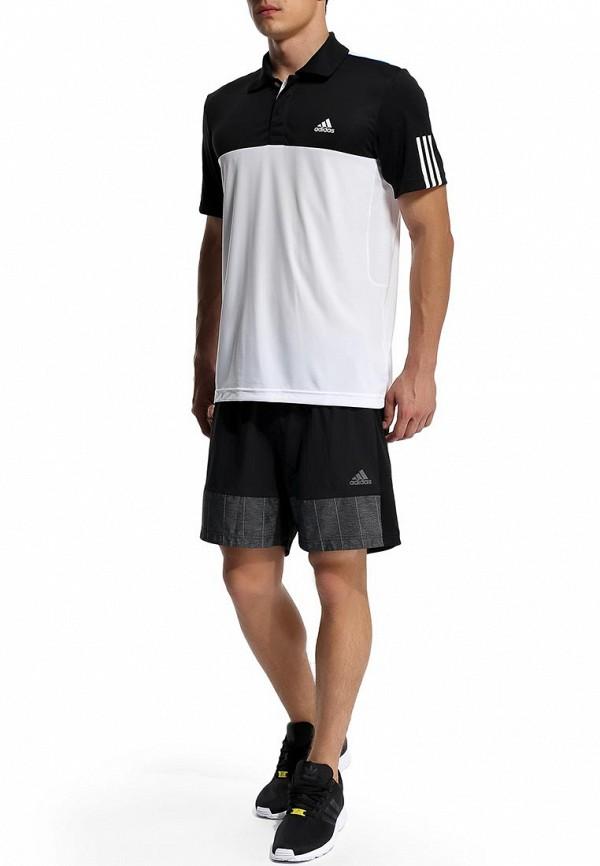 Спортивная футболка Adidas Performance (Адидас Перфоманс) D84566: изображение 6