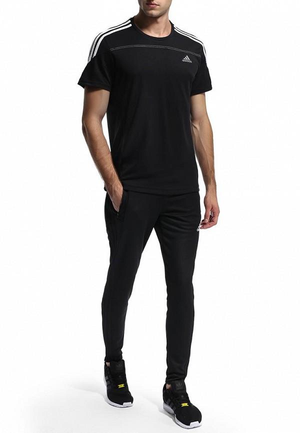 Спортивная футболка Adidas Performance (Адидас Перфоманс) D85701: изображение 6