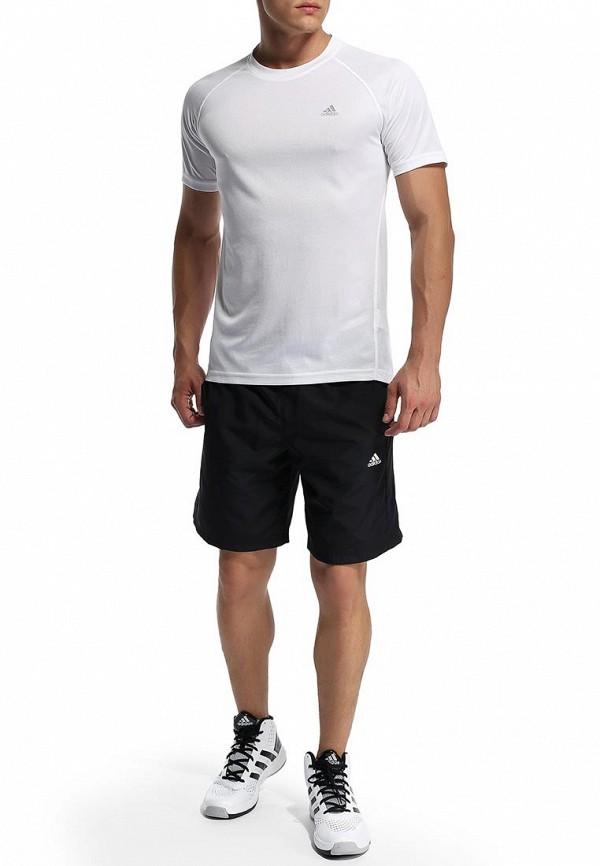 Мужские спортивные шорты Adidas Performance (Адидас Перфоманс) F48629: изображение 6