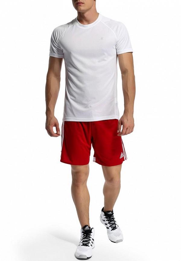 Мужские спортивные шорты Adidas Performance (Адидас Перфоманс) F50568: изображение 7