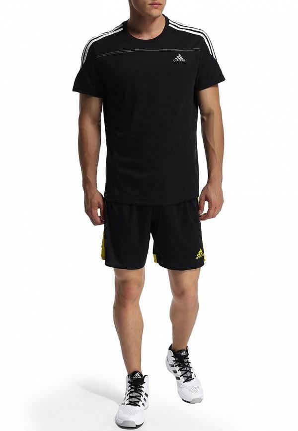 Мужские спортивные шорты Adidas Performance (Адидас Перфоманс) F50570: изображение 7