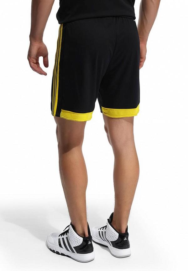 Мужские спортивные шорты Adidas Performance (Адидас Перфоманс) F50570: изображение 9