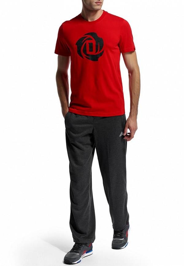 Мужские спортивные брюки Adidas Performance (Адидас Перфоманс) F51147: изображение 6