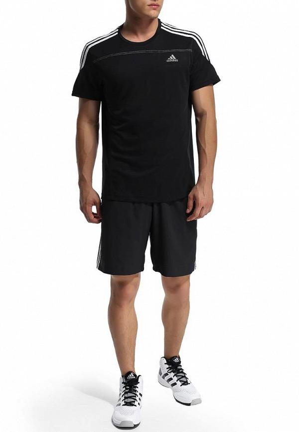 Мужские спортивные шорты Adidas Performance (Адидас Перфоманс) F82003: изображение 6