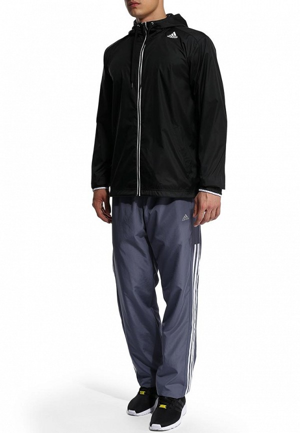 Ветровка Adidas Performance (Адидас Перфоманс) F84543: изображение 6
