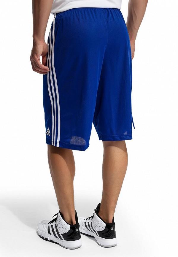 Мужские спортивные шорты Adidas Performance (Адидас Перфоманс) G76638: изображение 9