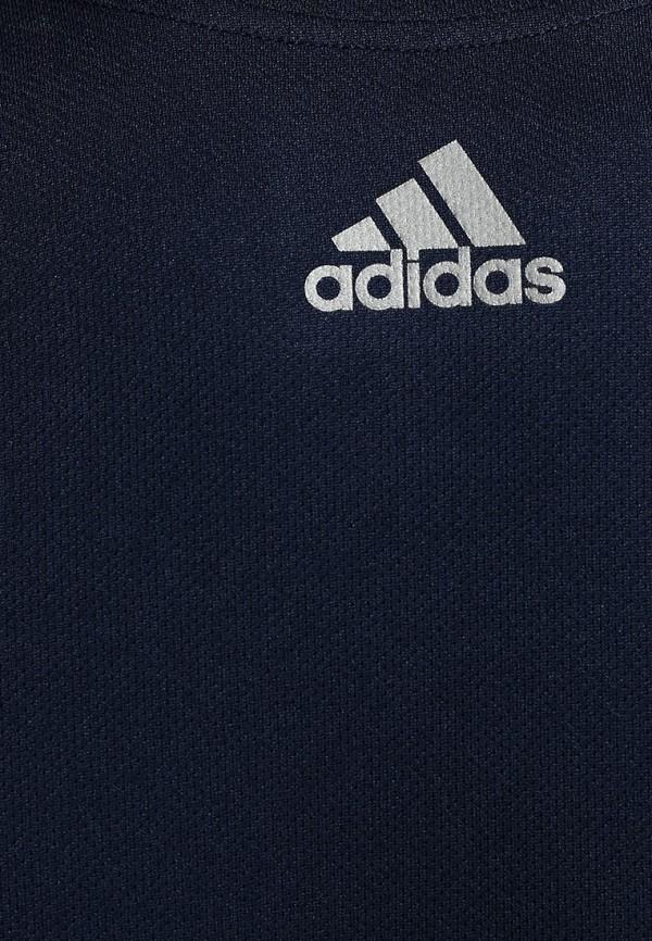 Спортивная футболка Adidas Performance (Адидас Перфоманс) F91982: изображение 4