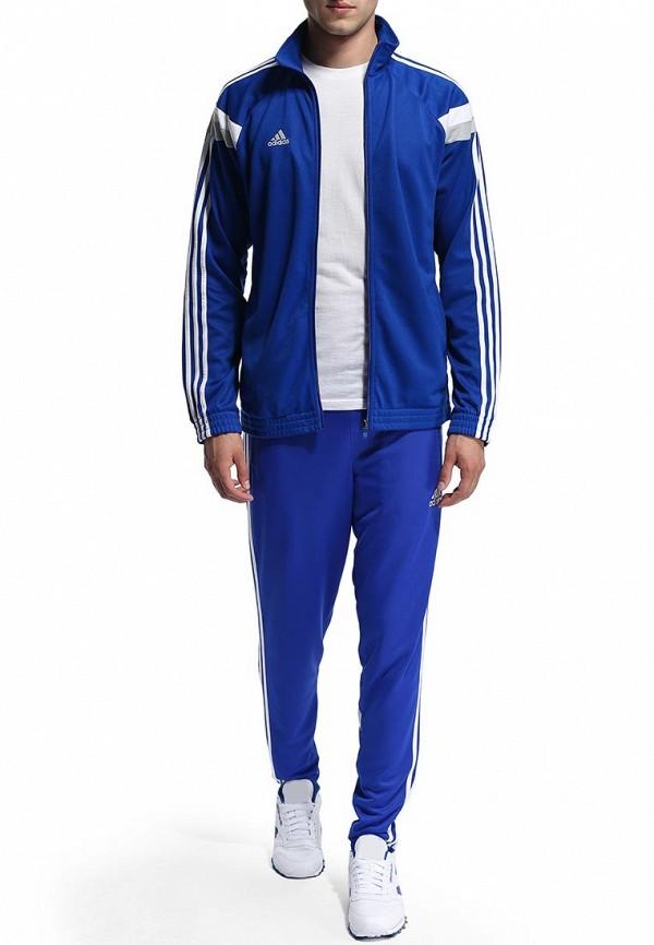 Олимпийка Adidas Performance (Адидас Перфоманс) F93795: изображение 7
