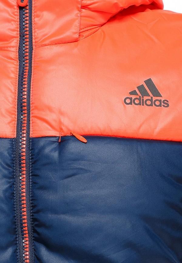 Куртка Adidas Performance (Адидас Перфоманс) F95488: изображение 5