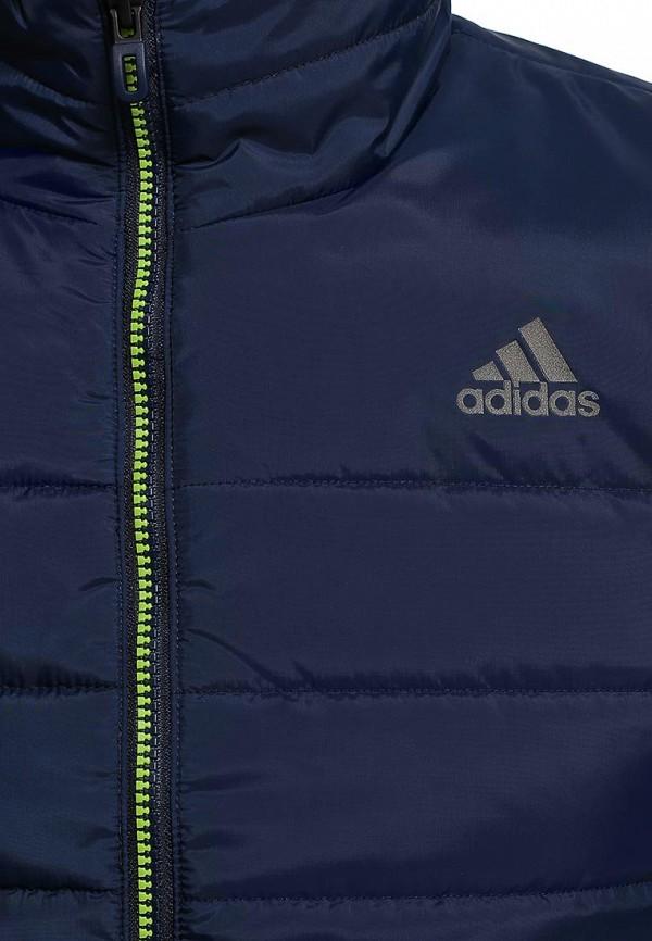 Куртка Adidas Performance (Адидас Перфоманс) F95490: изображение 4