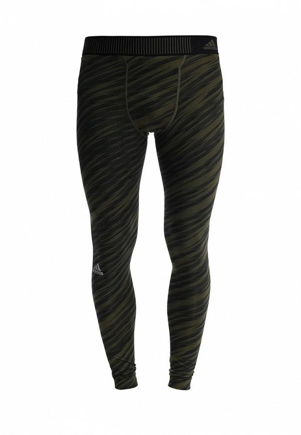 Мужские спортивные брюки Adidas Performance (Адидас Перфоманс) M34569: изображение 4