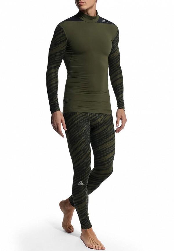 Мужские спортивные брюки Adidas Performance (Адидас Перфоманс) M34569: изображение 6