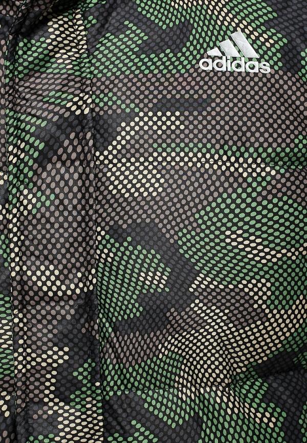 Пуховик Adidas Performance (Адидас Перфоманс) M68809: изображение 6