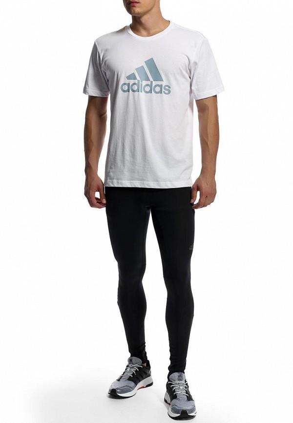 Мужские спортивные брюки Adidas Performance (Адидас Перфоманс) G89623: изображение 7