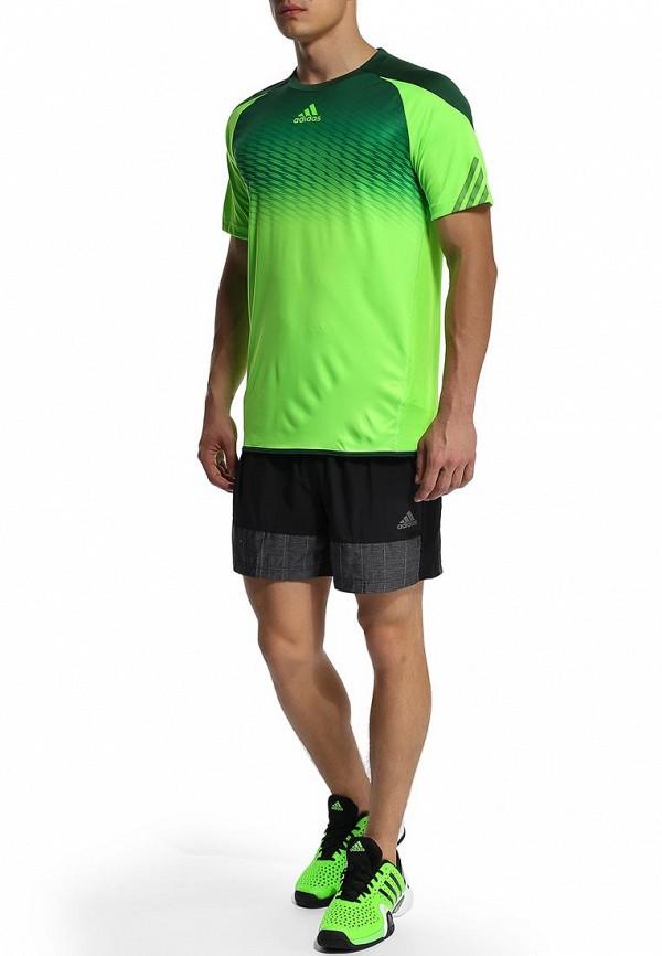 Мужские спортивные шорты Adidas Performance (Адидас Перфоманс) G89792: изображение 6