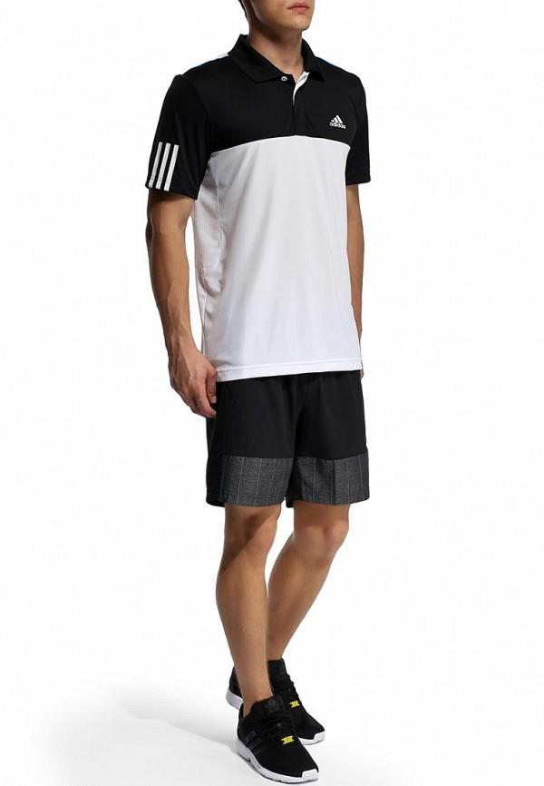 Мужские спортивные шорты Adidas Performance (Адидас Перфоманс) G89822: изображение 7