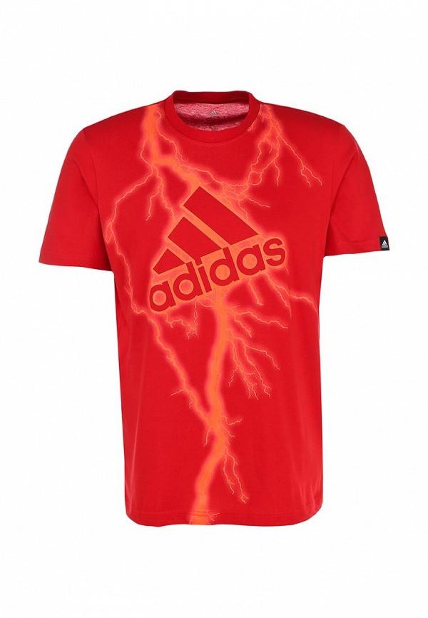 Спортивная футболка Adidas Performance (Адидас Перфоманс) M68924: изображение 4