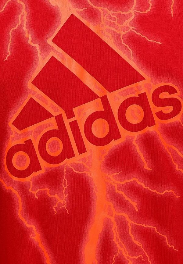 Спортивная футболка Adidas Performance (Адидас Перфоманс) M68924: изображение 5