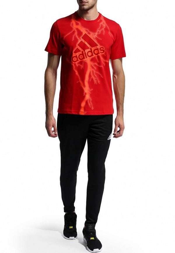 Спортивная футболка Adidas Performance (Адидас Перфоманс) M68924: изображение 6