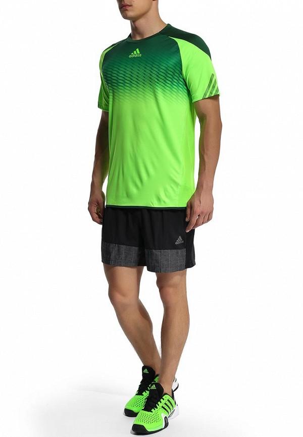 Спортивная футболка Adidas Performance (Адидас Перфоманс) M33599: изображение 6