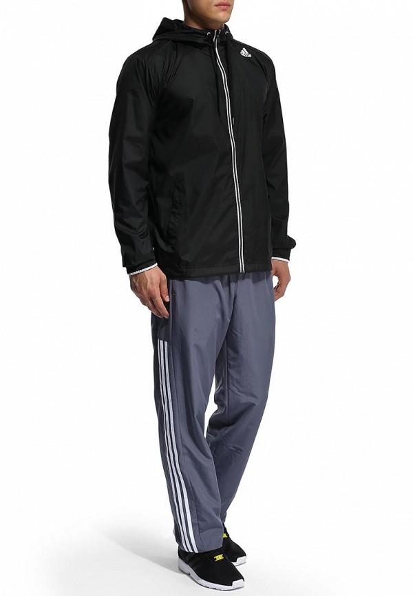 Мужские спортивные брюки Adidas Performance (Адидас Перфоманс) M31235: изображение 6