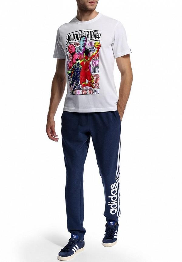 Спортивная футболка Adidas Performance (Адидас Перфоманс) M31022: изображение 6