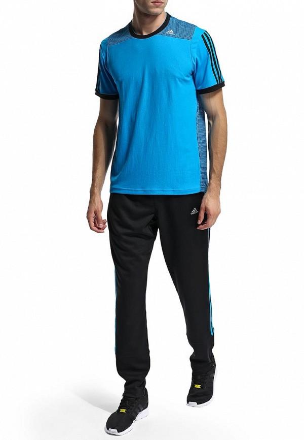 Мужские спортивные брюки Adidas Performance (Адидас Перфоманс) M31130: изображение 7