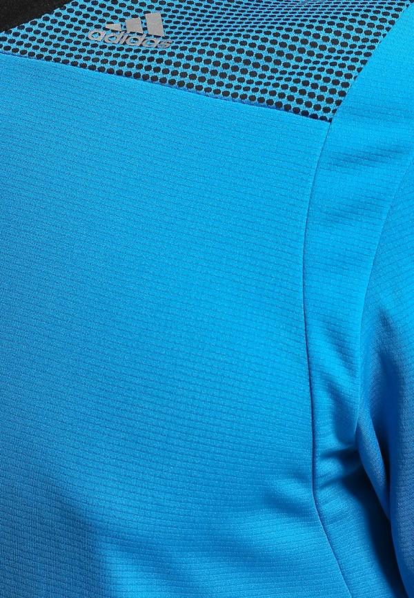 Спортивная футболка Adidas Performance (Адидас Перфоманс) M31160: изображение 4