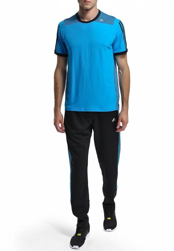 Спортивная футболка Adidas Performance (Адидас Перфоманс) M31160: изображение 6