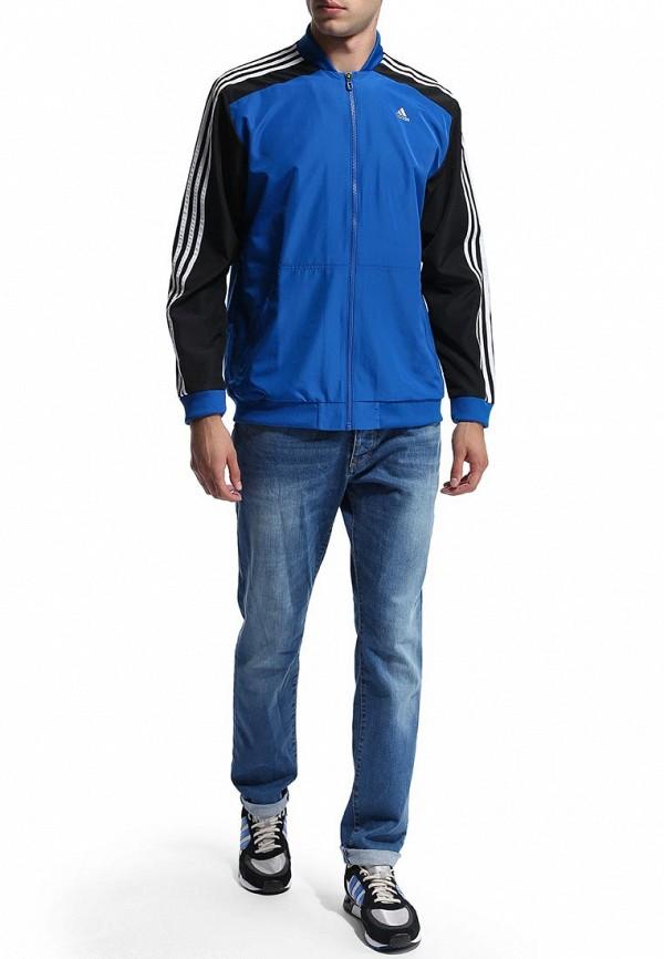 Толстовка Adidas Performance (Адидас Перфоманс) M32162: изображение 7