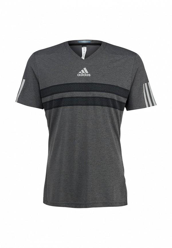 Спортивная футболка Adidas Performance (Адидас Перфоманс) M32817: изображение 2