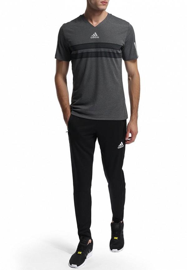 Спортивная футболка Adidas Performance (Адидас Перфоманс) M32817: изображение 6