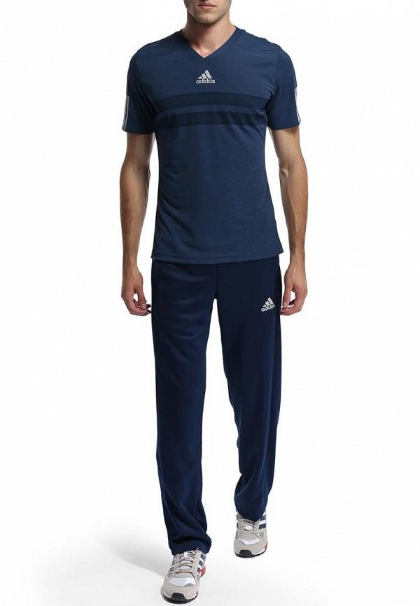 Спортивная футболка Adidas Performance (Адидас Перфоманс) M32818: изображение 6