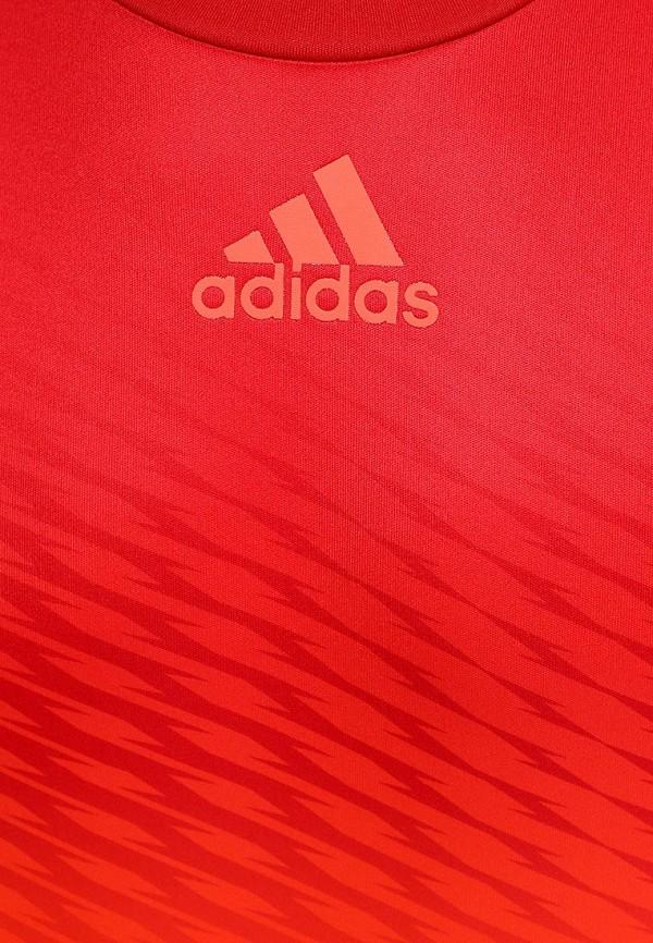Спортивная футболка Adidas Performance (Адидас Перфоманс) M33600: изображение 4
