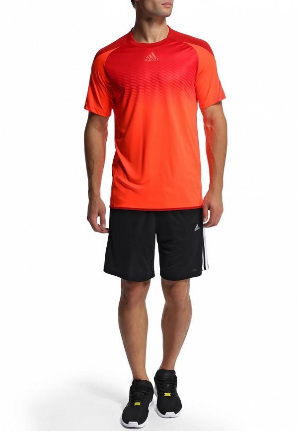 Спортивная футболка Adidas Performance (Адидас Перфоманс) M33600: изображение 6