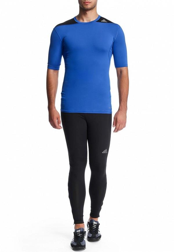 Спортивная футболка Adidas Performance (Адидас Перфоманс) M34140: изображение 7