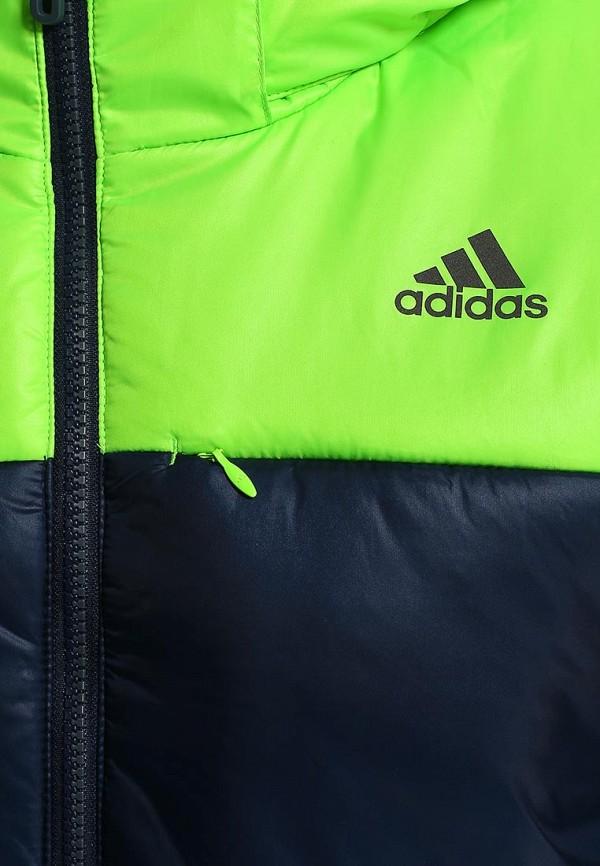 Пуховик Adidas Performance (Адидас Перфоманс) M35391: изображение 2