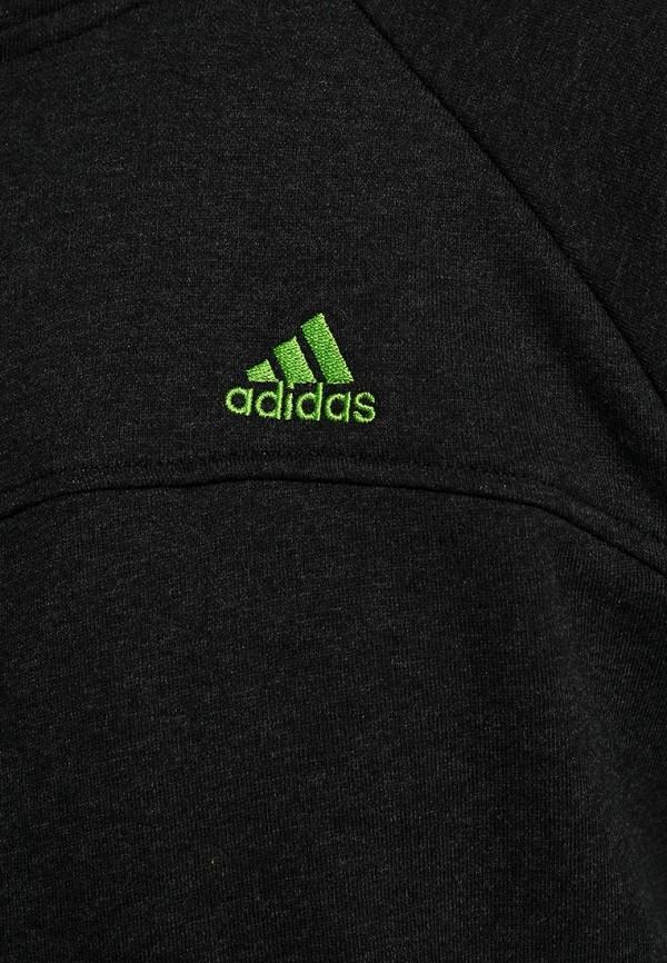 Толстовка Adidas Performance (Адидас Перфоманс) M35575: изображение 4