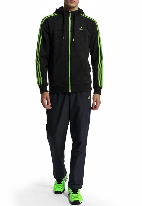 Толстовка Adidas Performance (Адидас Перфоманс) M35575: изображение 6