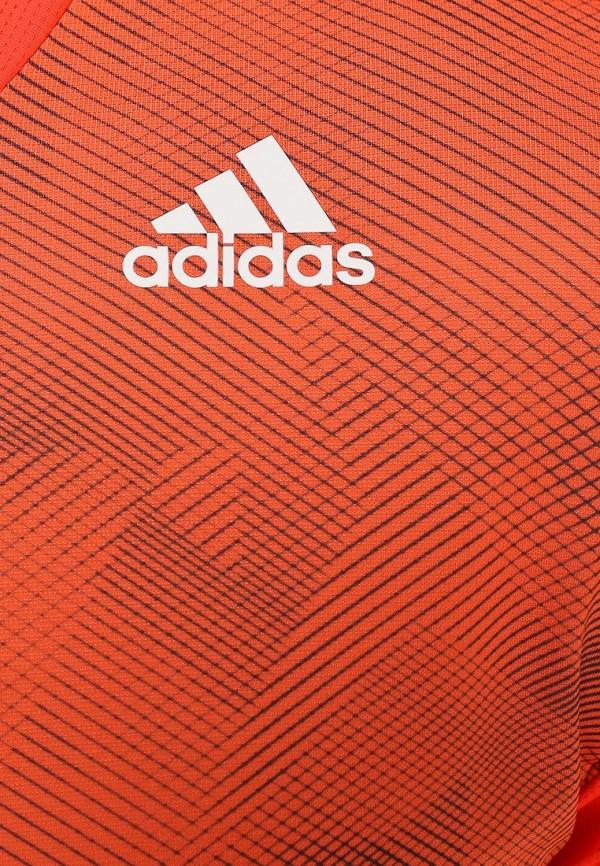 Спортивная футболка Adidas Performance (Адидас Перфоманс) M62812: изображение 5