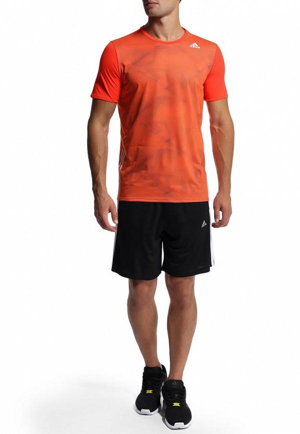 Спортивная футболка Adidas Performance (Адидас Перфоманс) M62812: изображение 7