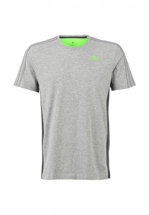 Спортивная футболка Adidas Performance (Адидас Перфоманс) M67357: изображение 2