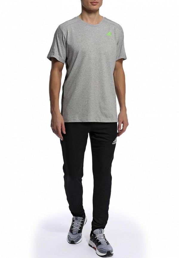Спортивная футболка Adidas Performance (Адидас Перфоманс) M67357: изображение 6