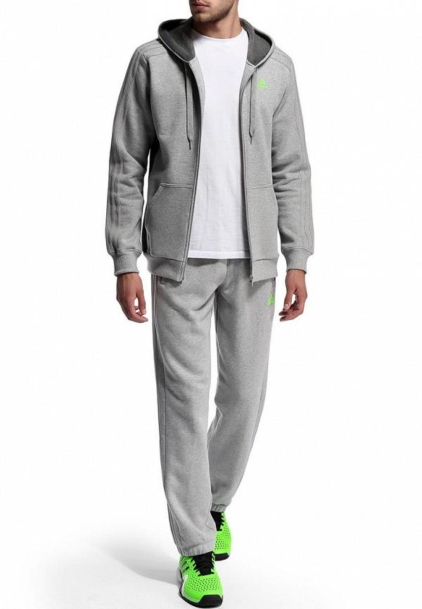 Мужские спортивные брюки Adidas Performance (Адидас Перфоманс) M67361: изображение 6