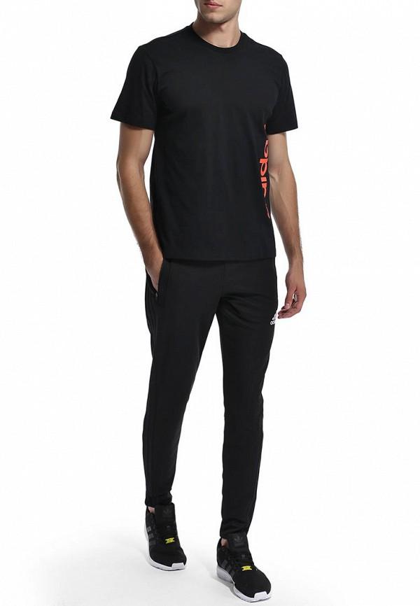 Спортивная футболка Adidas Performance (Адидас Перфоманс) M67364: изображение 6