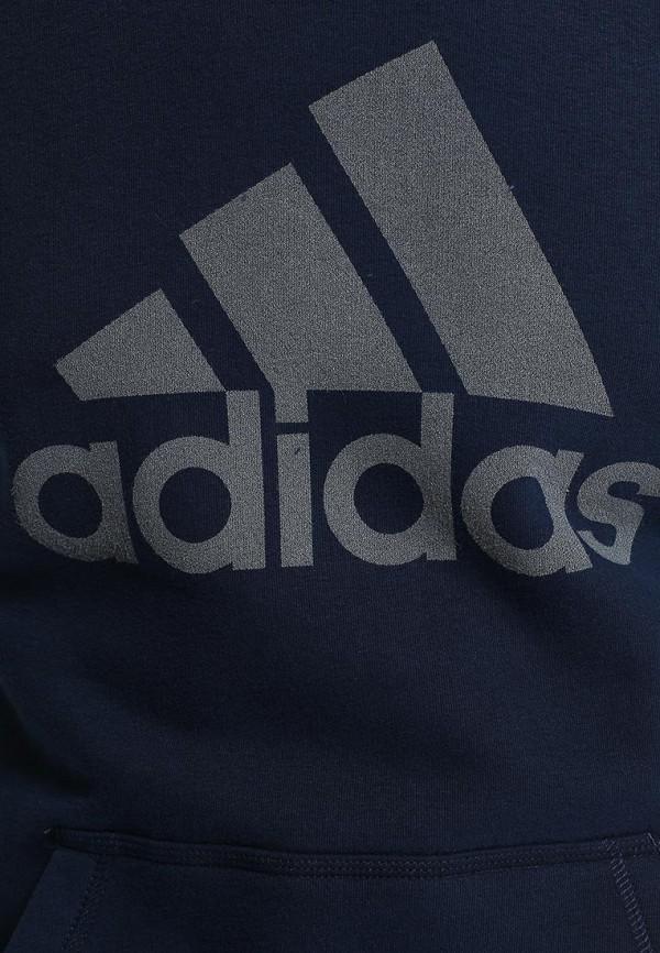 Мужские худи Adidas Performance (Адидас Перфоманс) M67427: изображение 5