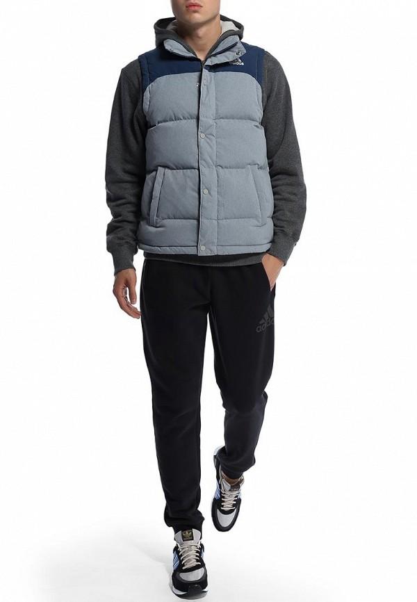 Мужские спортивные брюки Adidas Performance (Адидас Перфоманс) M67435: изображение 6