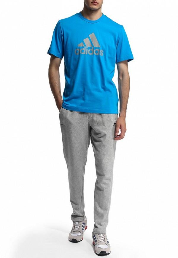 Спортивная футболка Adidas Performance (Адидас Перфоманс) M67502: изображение 6