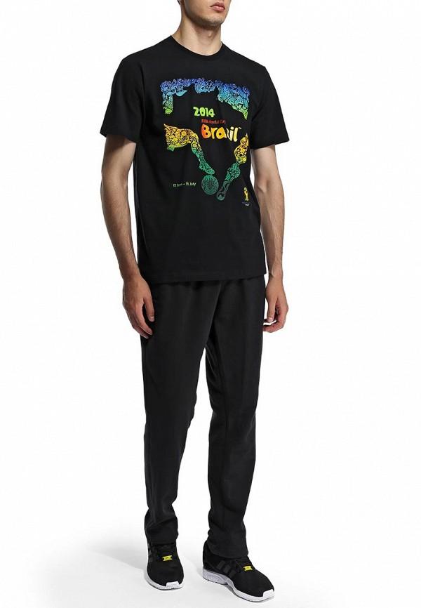 Мужские спортивные брюки Adidas Performance (Адидас Перфоманс) M67909: изображение 7